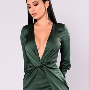 Fashion Nova Dresses - Black dress